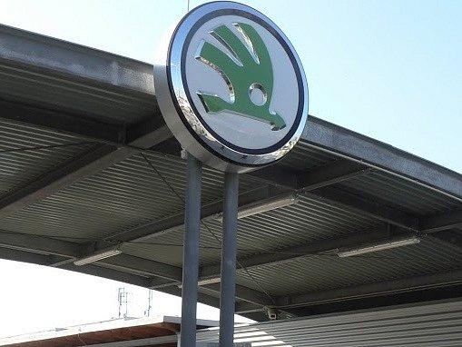 Automobilka Škoda Auto. Ilustrační foto.