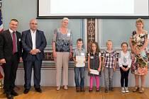 Mateřská školka ve Vlkavě získala prestižní titul Světová škola