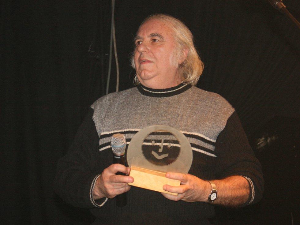Do Síně slávy se zapsal i stále aktivní Vladimír Rejnart.