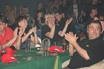 Diváci tleskali. V kuloárech pak hovořili o tom, že vyhlášení Boleslavského Otíka 2007 byla pořádná porce zábavy, napětí a překvapení.