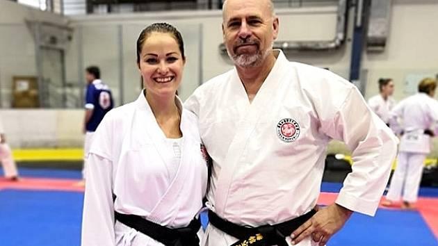 Ladislav Mareš a Ludmila Kalinová Pavlíková