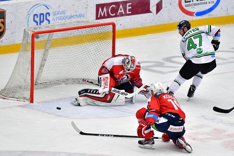 Tipsport extraliga: BK Mladá Boleslav - HC Dynamo Pardubice