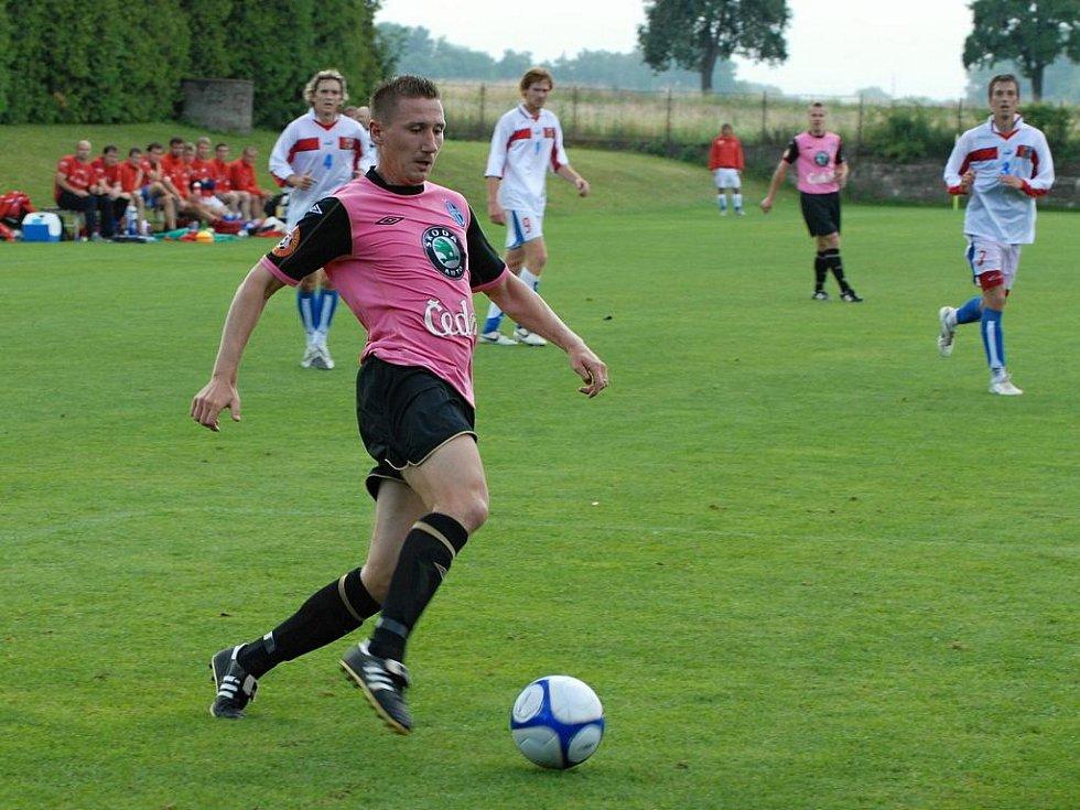 Druhý přípravný zápas: Akademici ČR - FK Mladá Boleslav