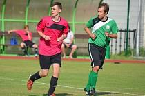III. třída: Sporting Mladá Boleslav - SKP Mladá Boleslav.