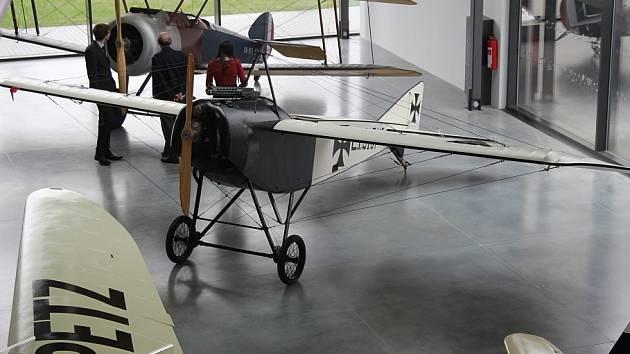 Nejlepší letečtí sportovci získali ceny v leteckém muzeu