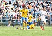 Příprava: Benešov - Sparta Praha