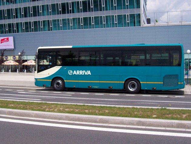 Autobus - ilustrační foto