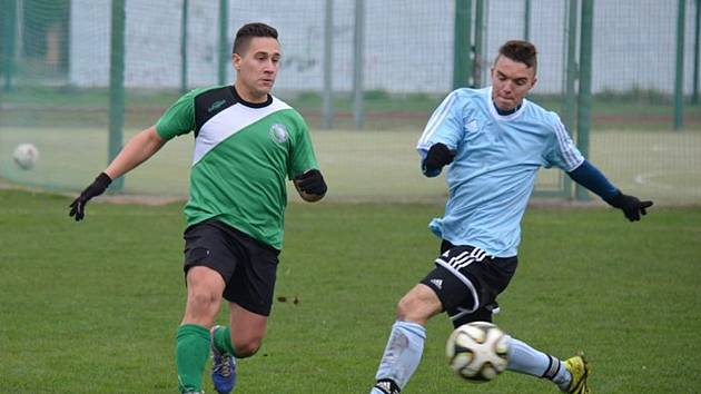 III. třída: Sporting Mladá Boleslav - Březno