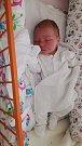 Iveta Nováková se narodila 31. května, vážila 3,78 kg a měřila 50 cm. Maminka Eva a tatínek Pavel si ji odvezou domů do Benátek nad Jizerou, kde se na ni už těší sestřička Pavlínka.