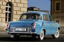 Škoda 1000 MB slaví letos 55. výročí.