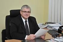 Ladislav Řípa, ředitel Klaudiánovy nemocnice Mladá Boleslav.
