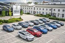 Kromě finanční pomoci automobilka Škoda Auto již dříve, bezprostředně po katastrofě, nabídla vozy a jízdní kola domácnostem i dobrovolníkům. Mezi zapůjčenými automobily jsou rovněž vozidla poskytované platformou HoppyGo od společnosti Škoda Auto DigiLab.