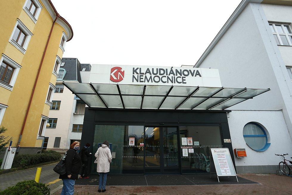 Klaudiánova nemocnice Mladá Boleslav
