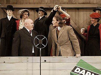 Inscenace Muži v offsidu ve Zlíně sklidila velký úspěch.