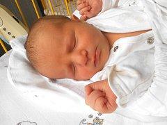 ALEXANDRA Schmittová se narodila 4. září, vážila 3,53 kg a měřila 51 cm. S maminkou Renatou, tatínkem Janem a sestřičkou Eliškou bude bydlet v obci Buda.