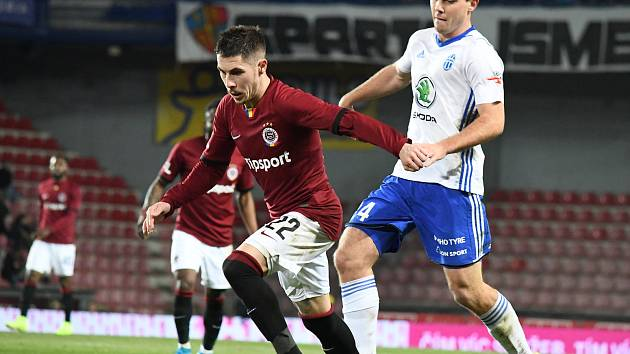 19. kolo FORTUNA:LIGY: Sparta Praha - FK Mladá Boleslav
