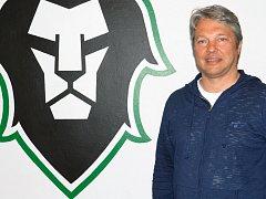 Sportovní manažer BK Mladá Boleslav Luděk Bukač.