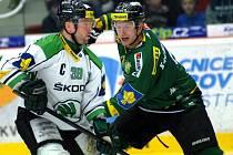 Extraliga play-out: Energie Karlovy Vary - BK Mladá Boleslav