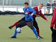 Přípravný zápas: FK Mladá Boleslav B - AC Sparta Praha B