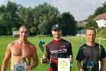 Třetí ročník Krneckého triatlonu
