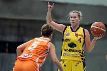 Ženská basketbalová liga 2011–2012, Slovanka Mladá Boleslav vs VŠ Praha