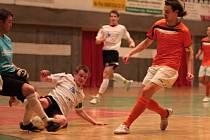 1. futsalová liga: SELP Mladá Boleslav - Delta Real Šumperk