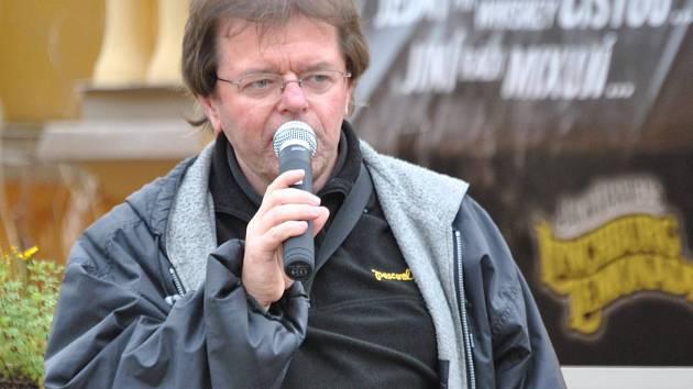Bohumil Rosenkranz - starosta mladoboleslavských sokolů