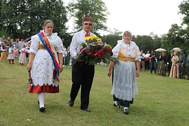 Oslavy 120.výročí Obce baráčníků Mnichovo Hradiště.