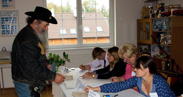 Komunální volby 2014vBenátkách nad Jizerou