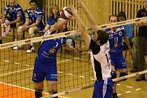 Čtvrtfinále extraligy volejbalu: VK Karbo Benátky nad Jizerou - Brownhouse Volleyball Kladno