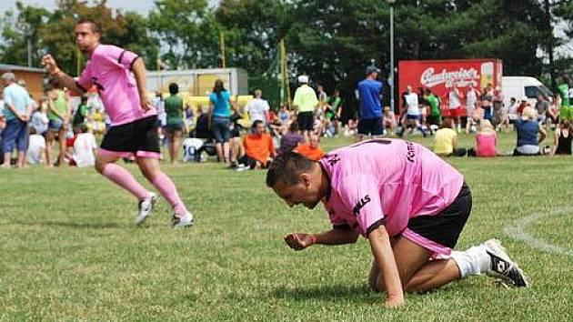 Malibu na turnaji v Hladkých Životicích