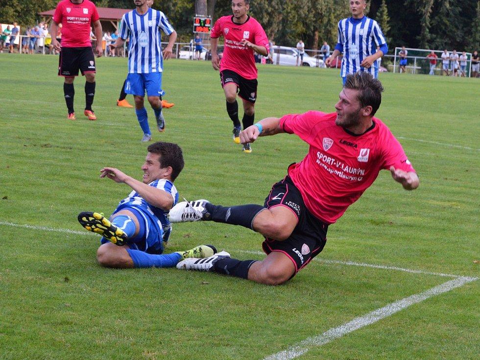 MOL Cup, 1. kolo: Horky - Dobrovice.