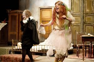 Městské divadlo Mladá Boleslav uvede v pátek 10. března komedii Ephraima Kischona Byl to skřivan.