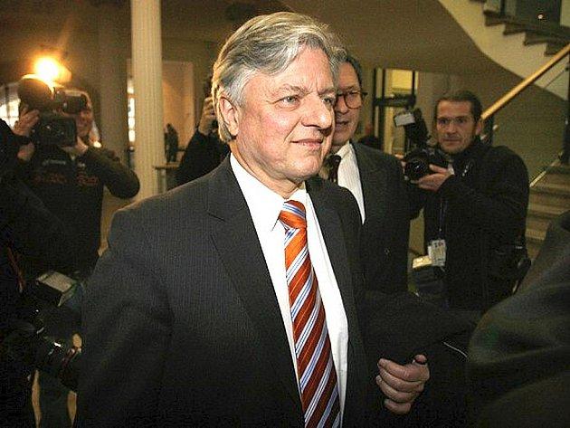 Helmuth Schuster, bývalý personální šéf Škody Auto