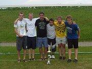 Sporting na turnaji v rakouském Feldkirchenu