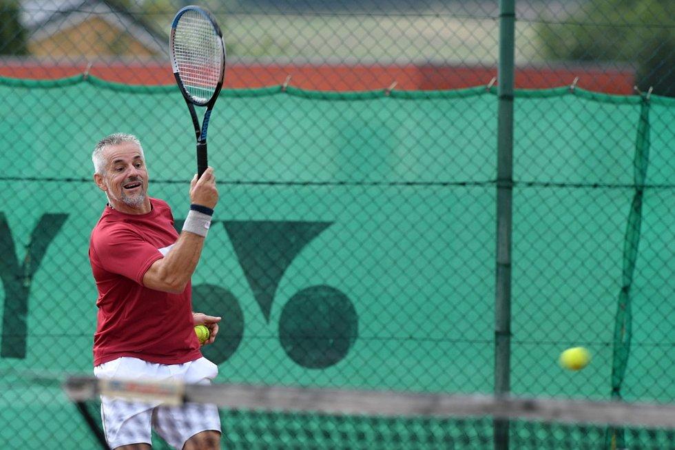Memoriál Jaromíra Červinky zakončil deblovou tenisovou sezónu v Kolomutech