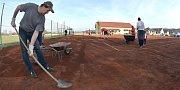 Členové sportovního klubu SA Kolomuty se připravovali na letošní sezónu.