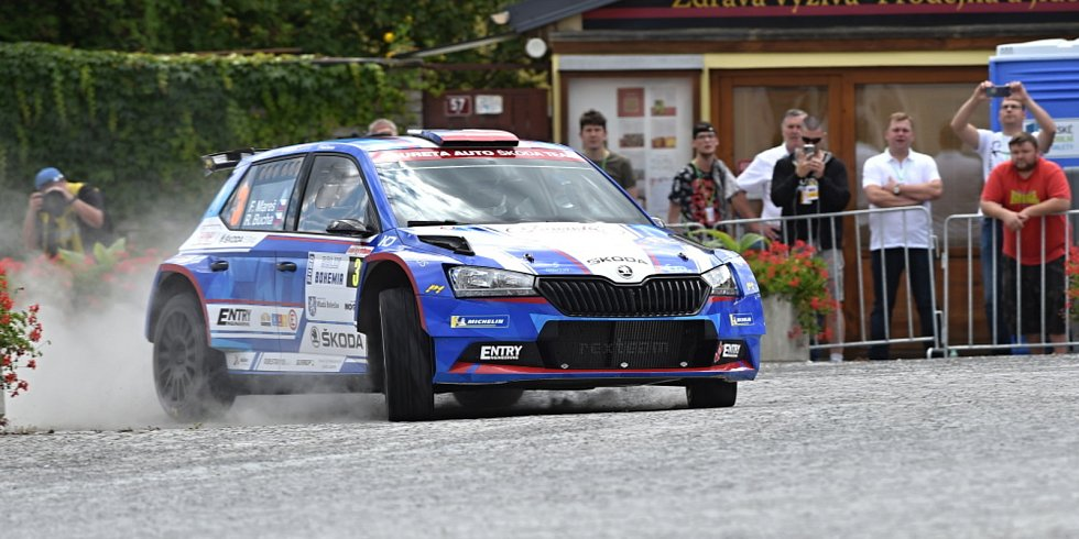 Bohemia Rally 2020