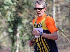 Jiří Miler (na snímku) se stal vítězem hlavního závodu na 8,8 kilometru při jubilejním 85.ročníku Běhu Štěpánkou.