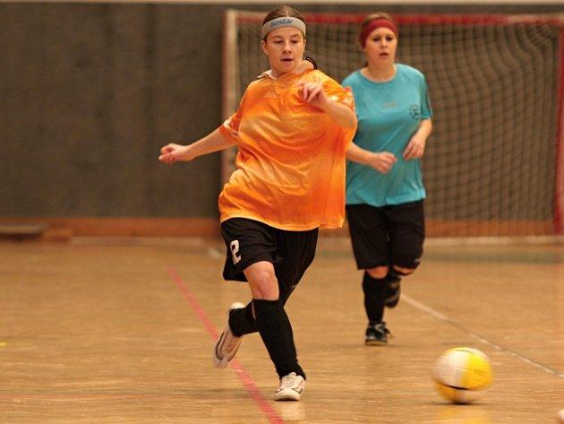 Fotbalový turnaj žen v Mladé Boleslavi
