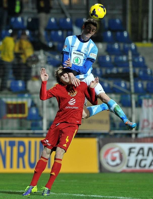 Gambrinus liga: FK Mladá Boleslav - Dukla Praha