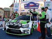 Rally Bohemia 2015