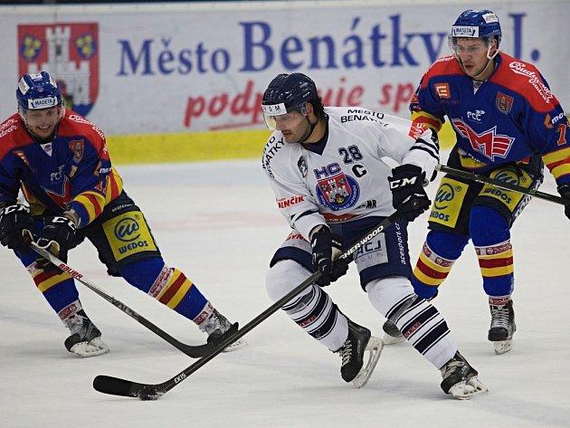 WSM liga: Benátky nad Jizerou - České Budějovice