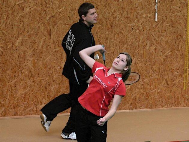 Extraliga badmintonu: Deltacar Benátky nad Jizerou - Meteor Praha