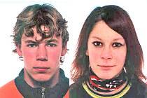 Jaroslav Černický a Lucie Repová.