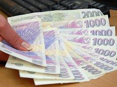 ilustrační foto - peníze