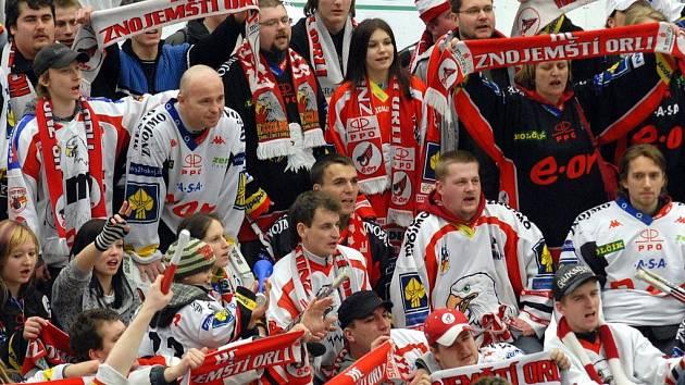 Znojemský smutek po posledním zápase v extralize na ledě Mladé Boleslavi