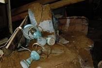 Lukešům se voda do domu nedostala. Ne všichni však měli takové štěstí.