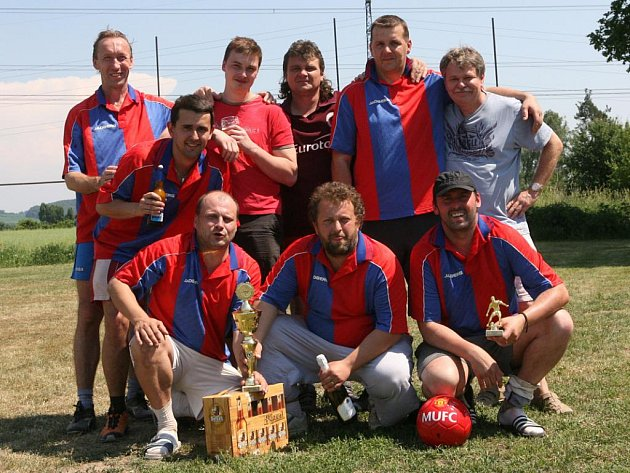 Fotbalový turnaj Braňka Cup 2011