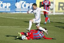Mladá Boleslav remizovala doma v utkání 19. kola FORTUNA:LIGY s Plzní 2:2.